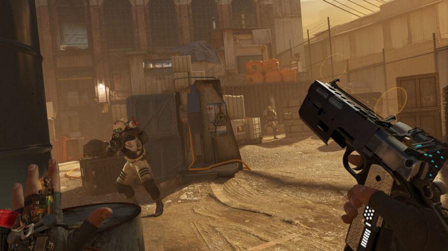 Valve crê que Half-Life: Alyx será modificado para ser jogado do modo tradicional