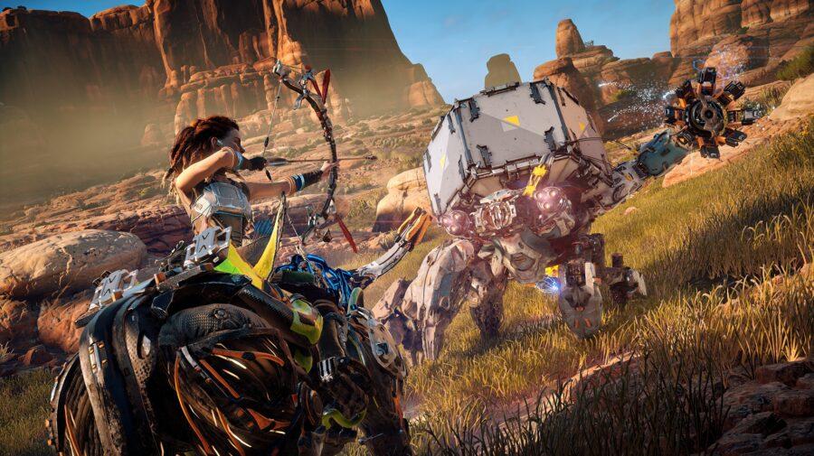 Ex-produtor de Horizon Zero Dawn inconformado com revolta de alguns fãs por jogo estar a caminho do PC