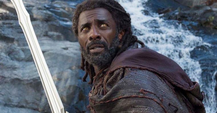 Idris Elba e esposa estão maratonando Boruto durante quarentena de coronavírus
