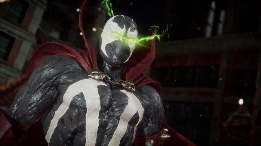 Spawn ganha trailer em Mortal Kombat 11 mostrando um de seus fatalities