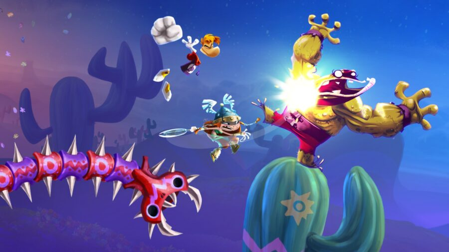 Rayman Legends está de graça no PC via UPlay