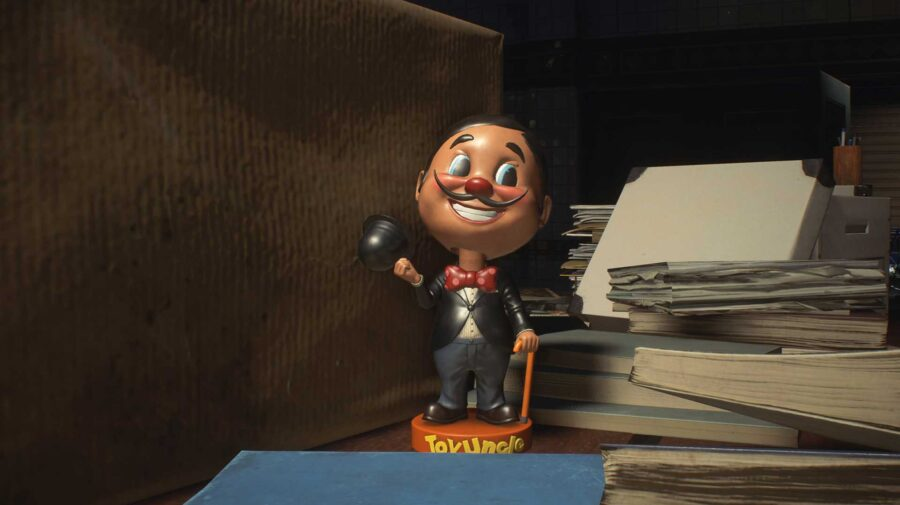 Resident Evil 3 Demo: Localização dos 20 bonecos Mr. Charlie