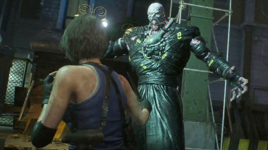 Faca no remake de Resident Evil 3 será indestrutível