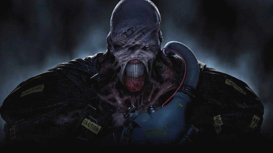 Atualizado: Capcom esclarece que Nemesis não pode entrar nas salas seguras