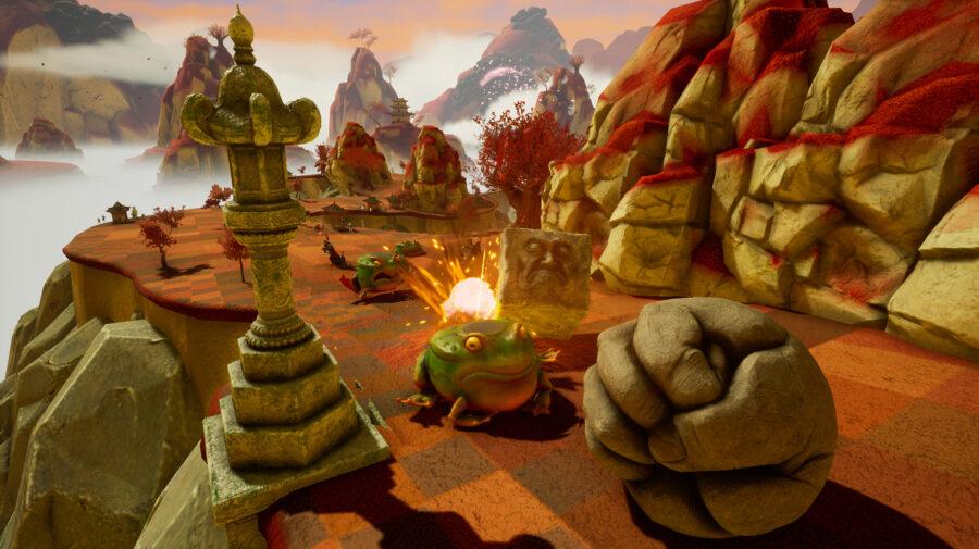 Rock of Ages 3 chega no dia 02 de junho para consoles, PC e Stadia