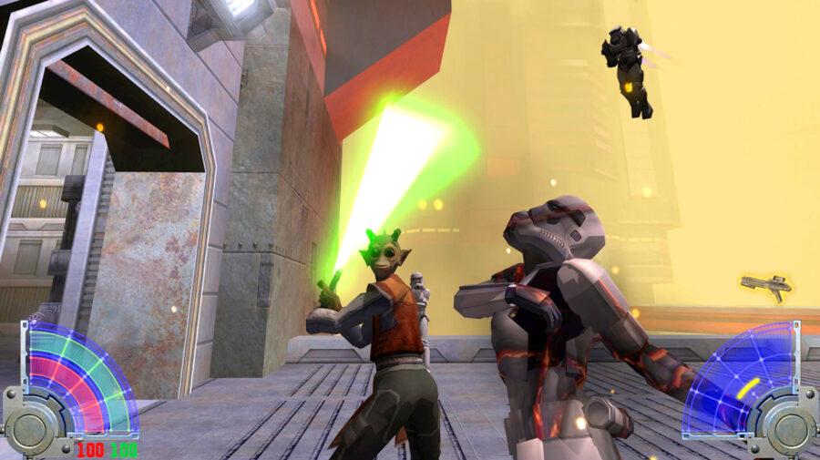 Crossplay acidental em Star Wars: Jedi Academy está acabando com a diversão de quem joga nos consoles