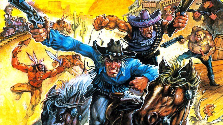 Clássico Sunset Riders será lançado para PS4 e Switch