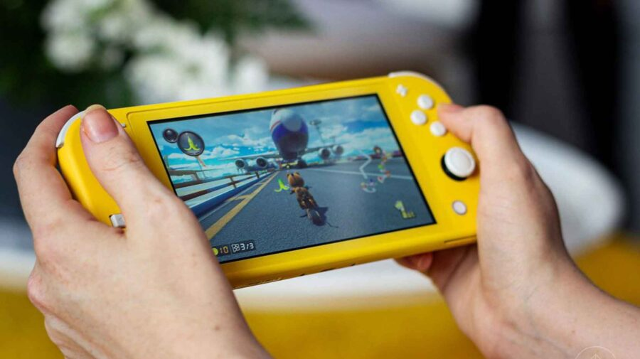 Switch continua sendo o console mais vendido do ano nos EUA