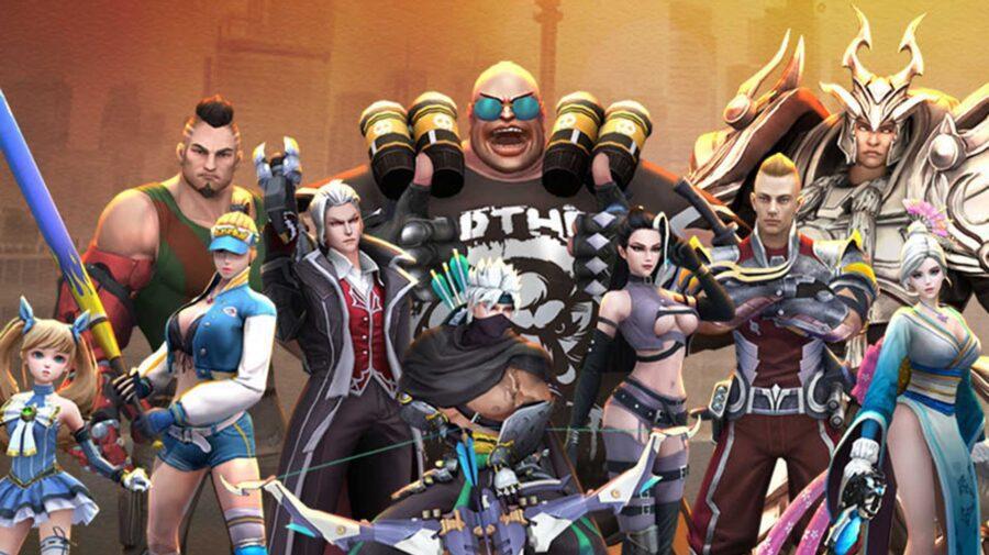 Abertas inscrições para o beta fechado do shooter brasileiro Trigger Run