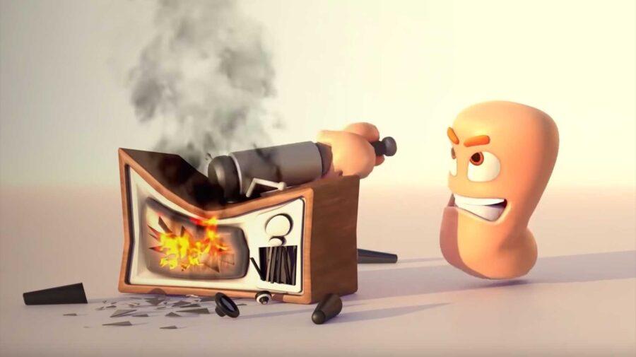 Novo Worms ganha teaser trailer e chega ainda em 2020
