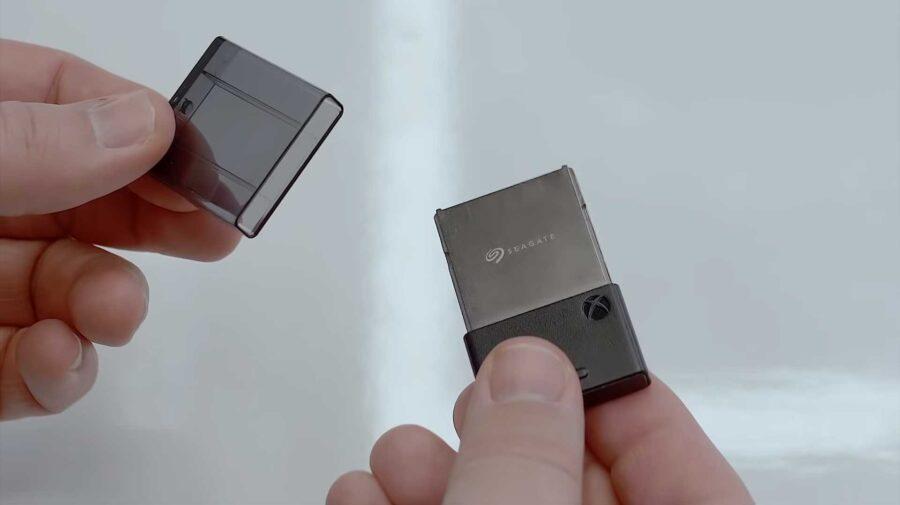 Xbox Series X utilizará pequenos cartuchos SSD para aumentar espaço de armazenamento