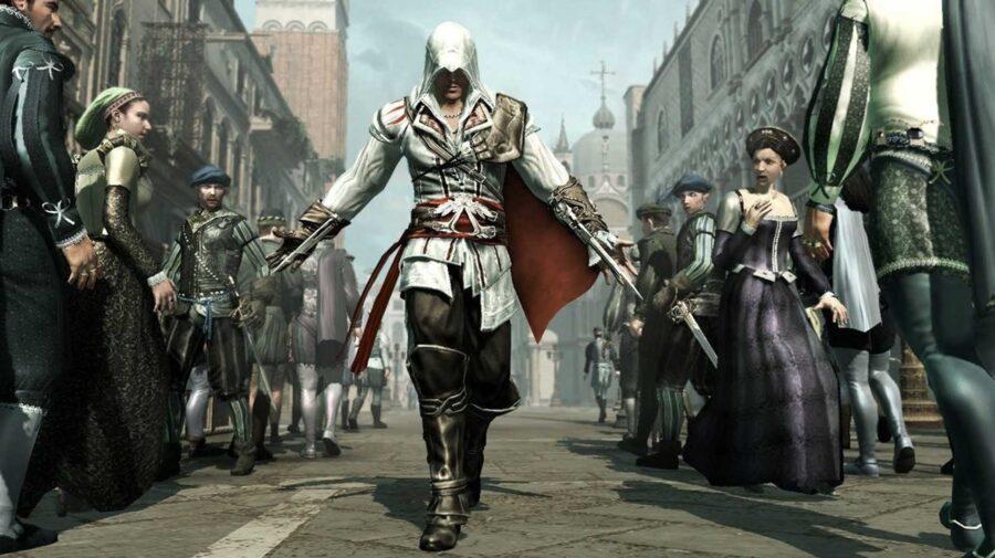 Assassin's Creed II já está disponível de graça para PC