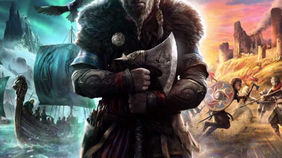 Existem 15 estúdios trabalhando em Assassin's Creed Valhalla