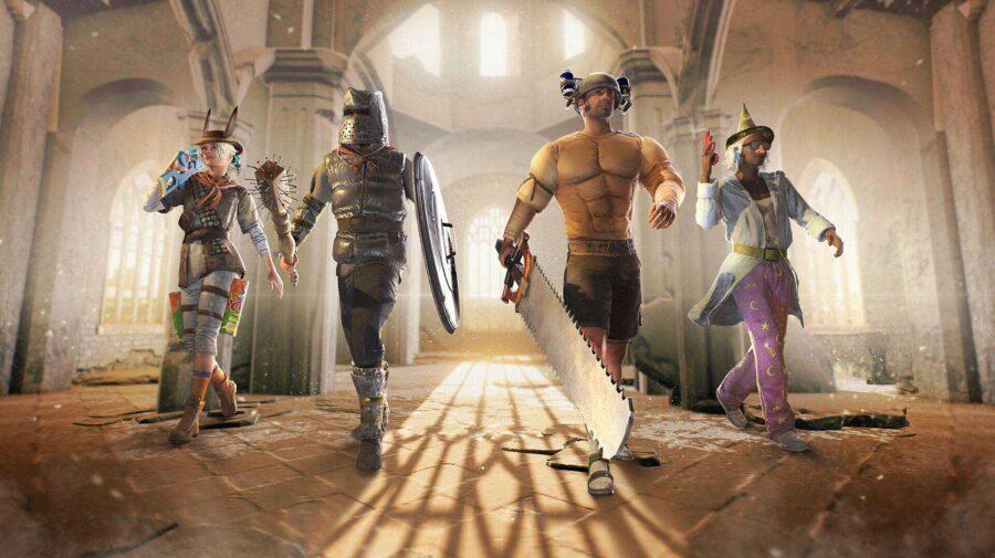 PUBG ganha novo modo de jogo medieval Fantasy Battle Royale
