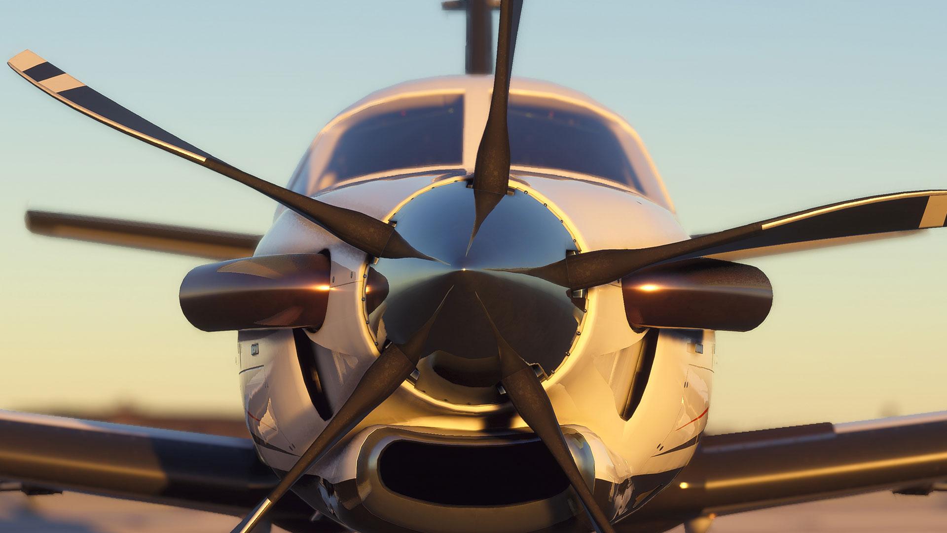 Flight Simulator 2020 Requer Pc Poderoso Para Rodar De Forma Ideal