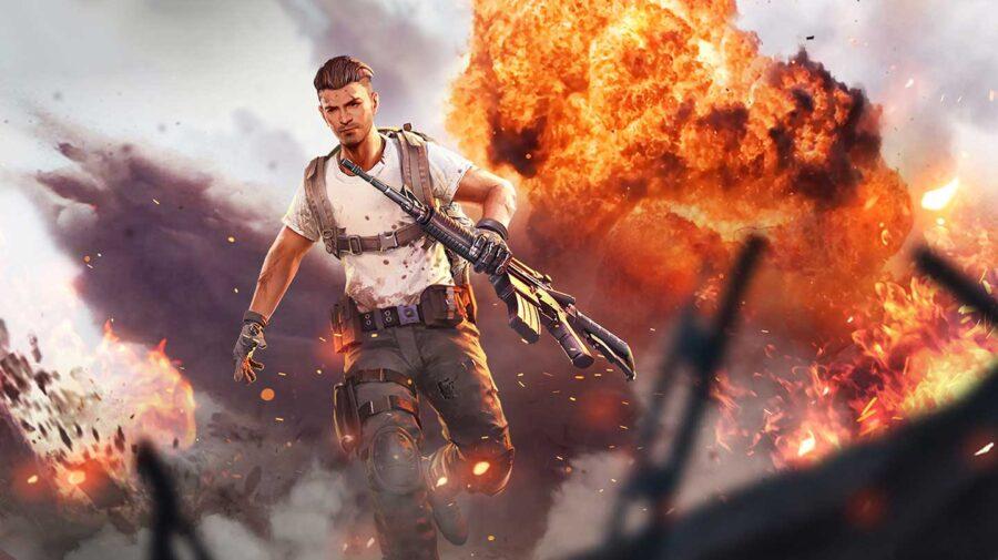 Free Fire: Desafio Contra Squad reúne influenciadores para celebrar novo modo ranqueado