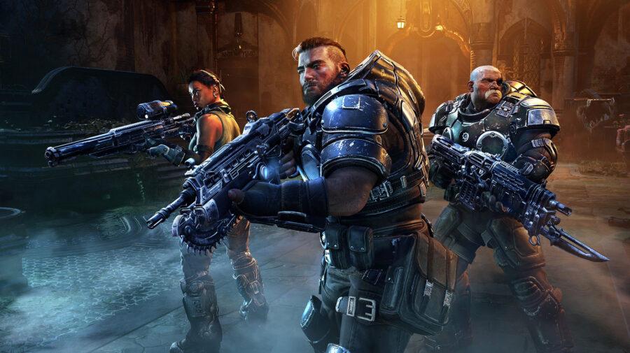 Gears Tactics tem pré-carregamento liberado e ganha trailer de lançamento