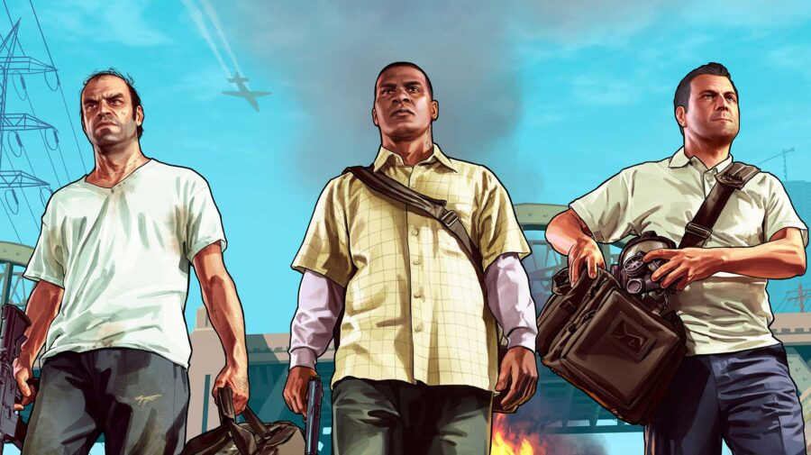GTA 5 sairá do Xbox Game Pass com a chegada de Red Dead Redemption 2
