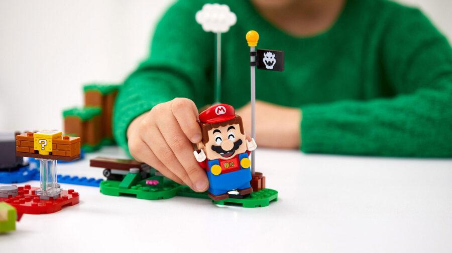 LEGO Super Mario chegará às lojas no dia 1º de agosto
