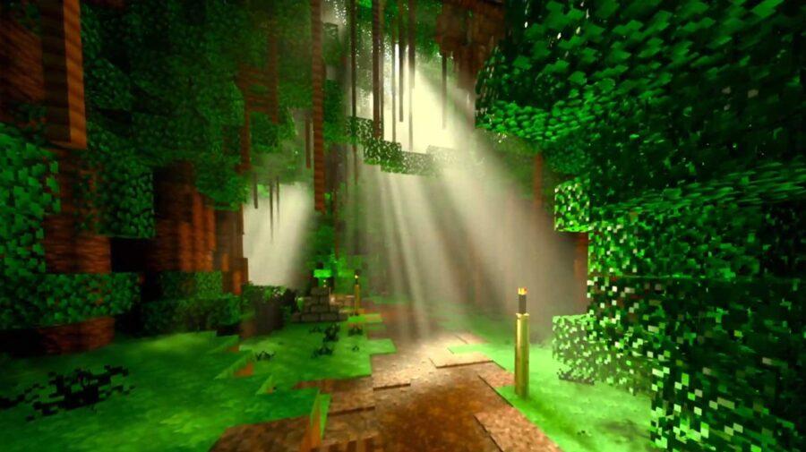 Minecraft com Ray Tracing entrará em beta aberto esta semana