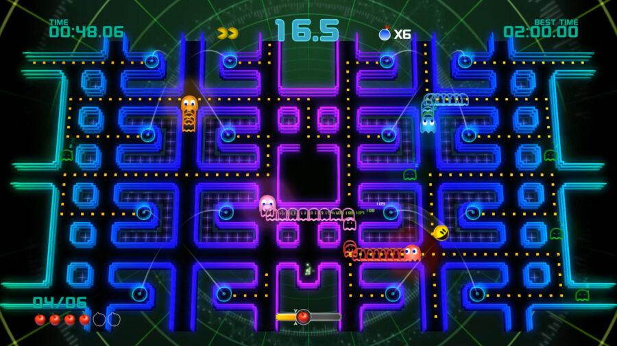 Pac-Man Championship Edition 2 grátis no PC, PS4 e Xbox One