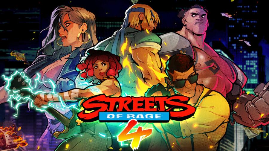Streets of Rage 4 chega no dia 23 de abril, segundo eShop da Austrália