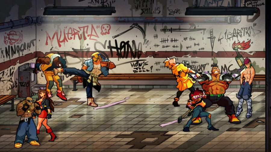 Streets of Rage 4 recebe trailer de lançamento e já está disponível no Brasil