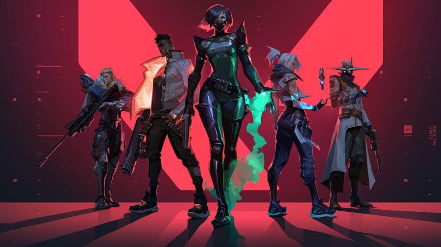 Valorant, shooter tático da Riot Games, será lançado no dia 2 de junho