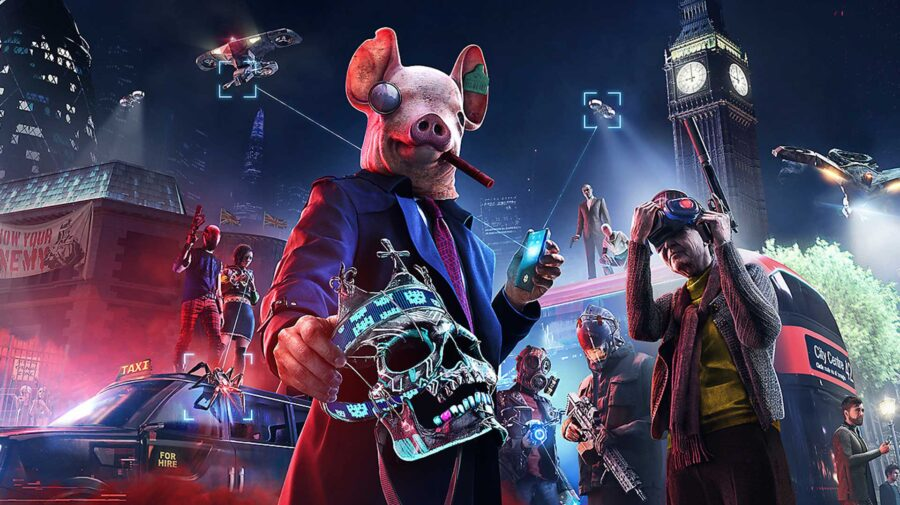 Vídeo mostra Watch Dogs: Legion rodando com Ray Tracing no Xbox Series S