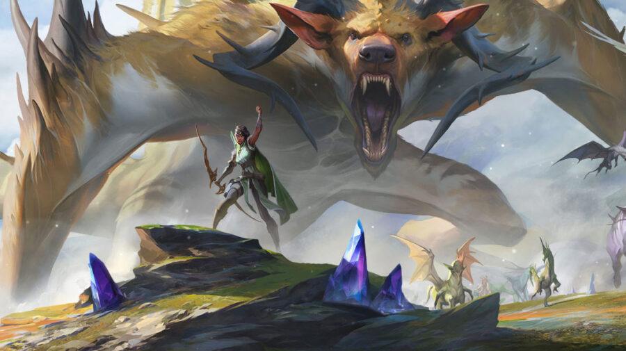 Ikoria, a nova coleção de Magic the Gathering, chega as lojas 15 de maio
