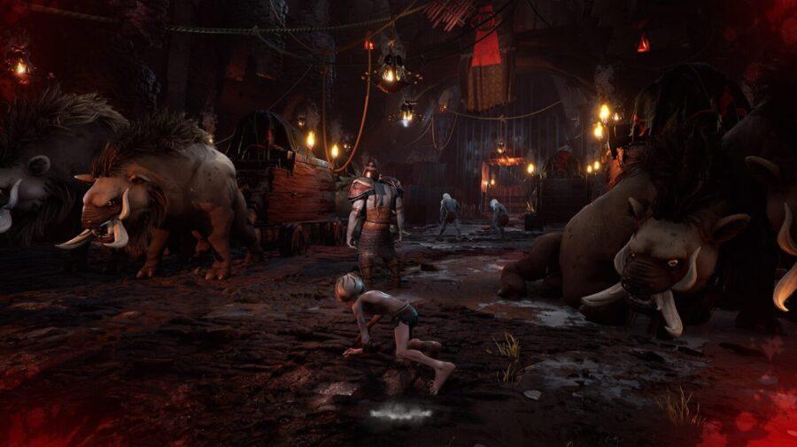 The Lord of the Rings: Gollum para PS5 e Xbox Series X ganha primeiras imagens