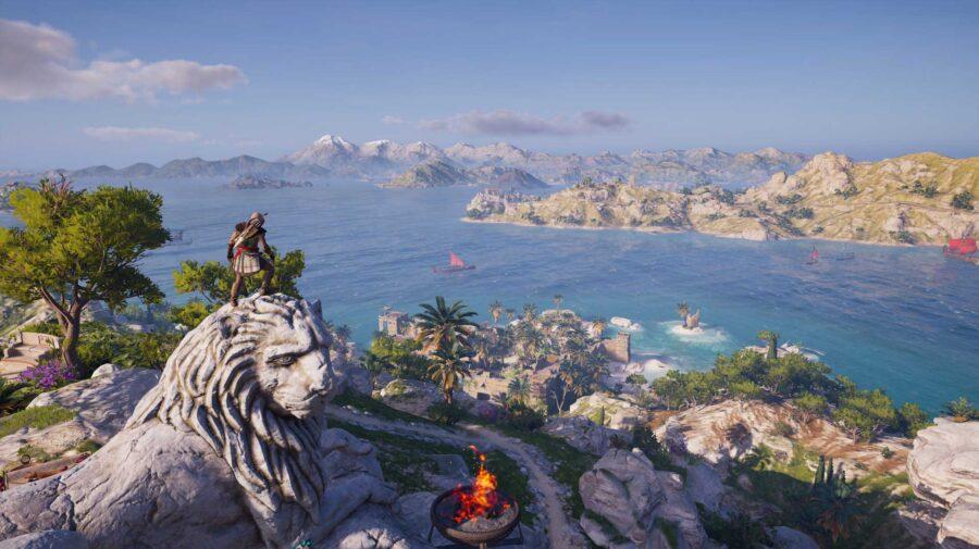 Megapromoção na Epic Games Store tem Assassin's Creed Odyssey por R$ 25