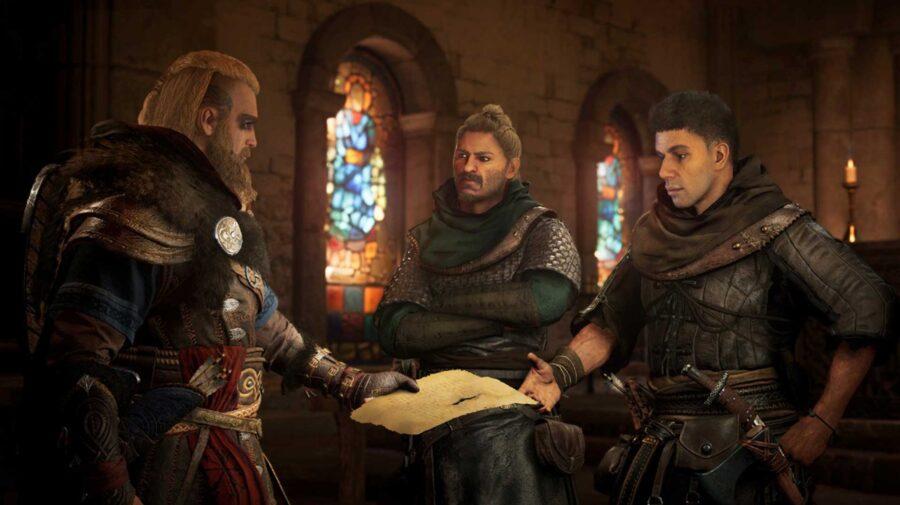 Assassin's Creed Valhalla chega em outubro, de acordo com vazamento