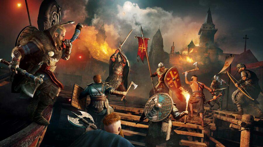 Diretor reconhece falta de gameplay em trailer de Assassin's Creed Valhalla
