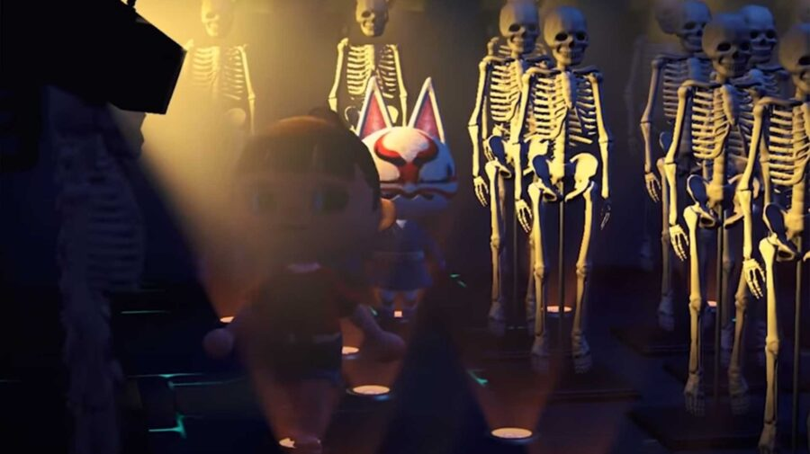 Fã transforma Animal Crossing em filme de terror e resultado ficou bom até demais