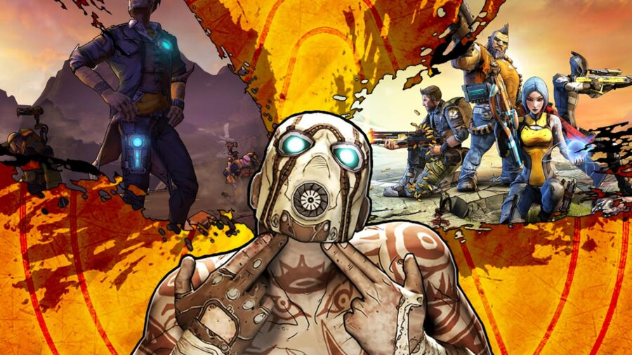 Borderlands: The Handsome Collection de graça na Epic Games Store