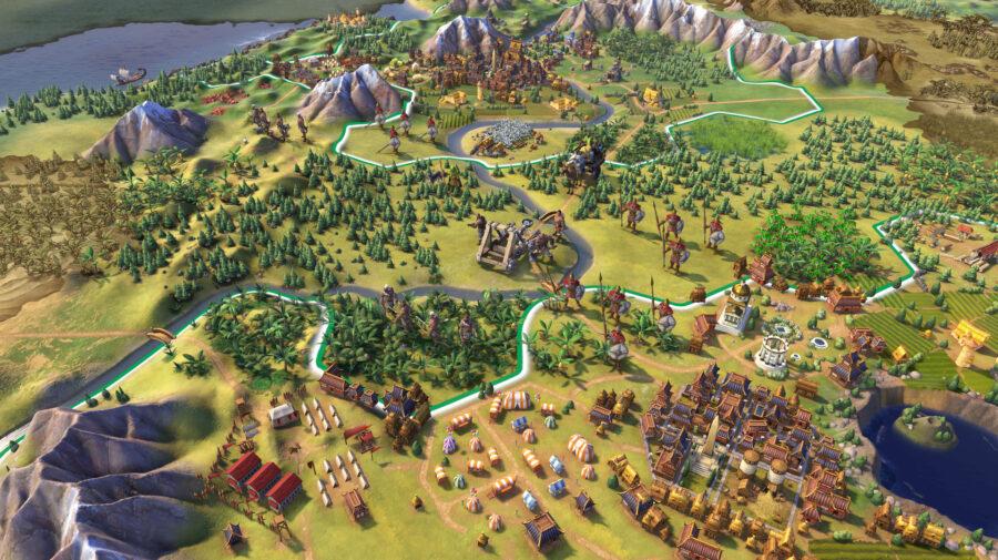 Civilization VI pode ser próximo jogo grátis da Epic Games Store