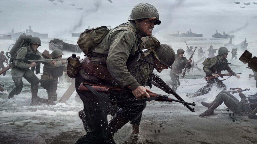 Call of Duty: WWII será um dos jogos da PlayStation Plus de junho