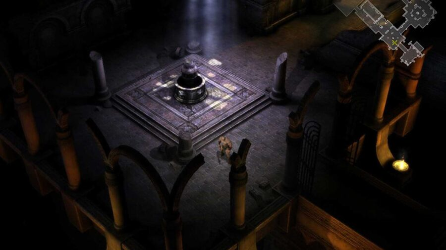 Imagens de Diablo 3 mostram que ele tinha visual mais sombrio no começo