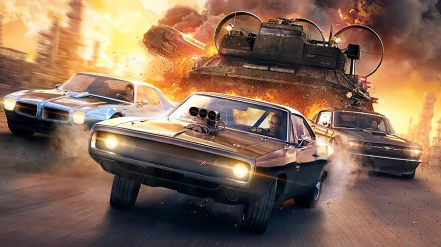Fast & Furious Crossroads ganha trailer com gameplay e chega no dia 7 de agosto
