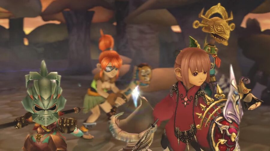 Final Fantasy Crystal Chronicles Remastered Edition chega no dia 27 de agosto