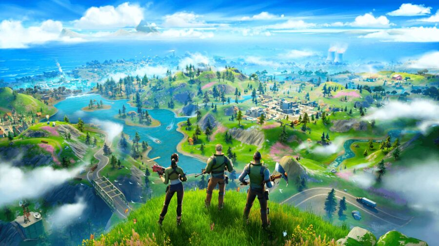 Fortnite confirmado para PlayStation 5 e Xbox Series X no lançamento