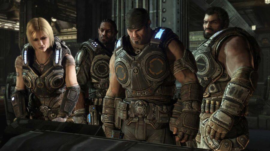 Epic diz que Gears of War 3 no PS3 fazia parte do processo de testes da Unreal Engine 3