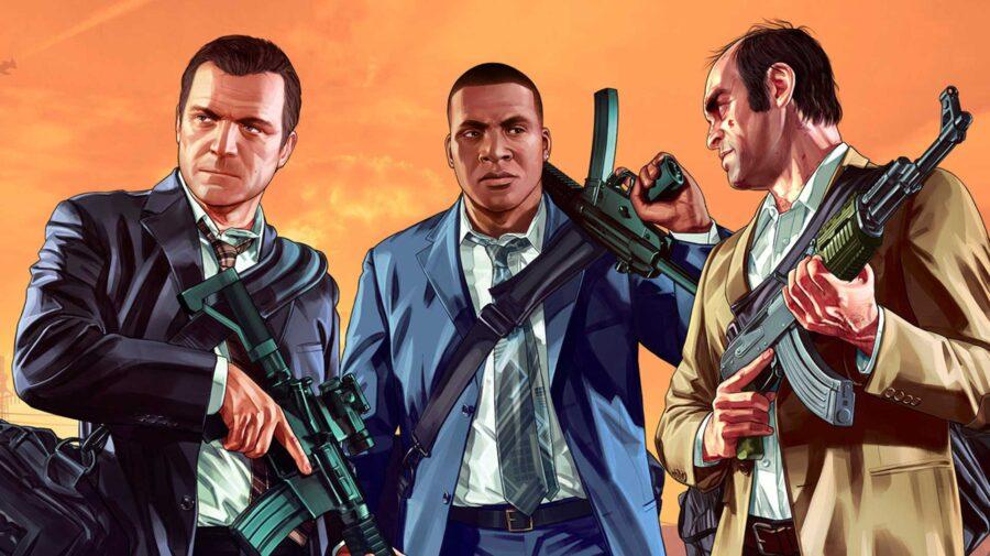 Vídeo sugere que GTA V será dado de graça hoje na Epic Games Store