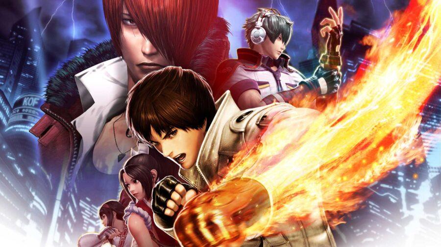 Em junho poderemos ter novidades sobre The King of Fighters XV
