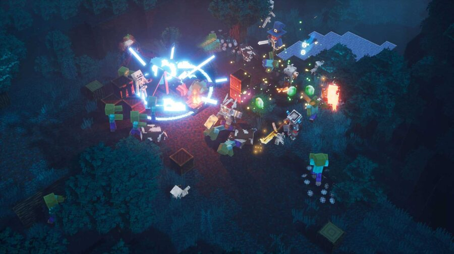 Minecraft Dungeons e Alan Wake chegam ao Xbox Game Pass