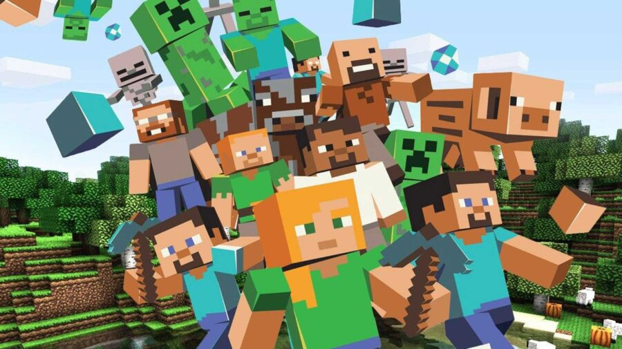 Minecraft já vendeu mais de 200 milhões de cópias