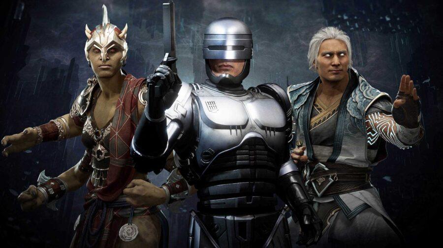 Mortal Kombat 11: Aftermath expandirá a história e trará novos lutadores, incluindo Robocop
