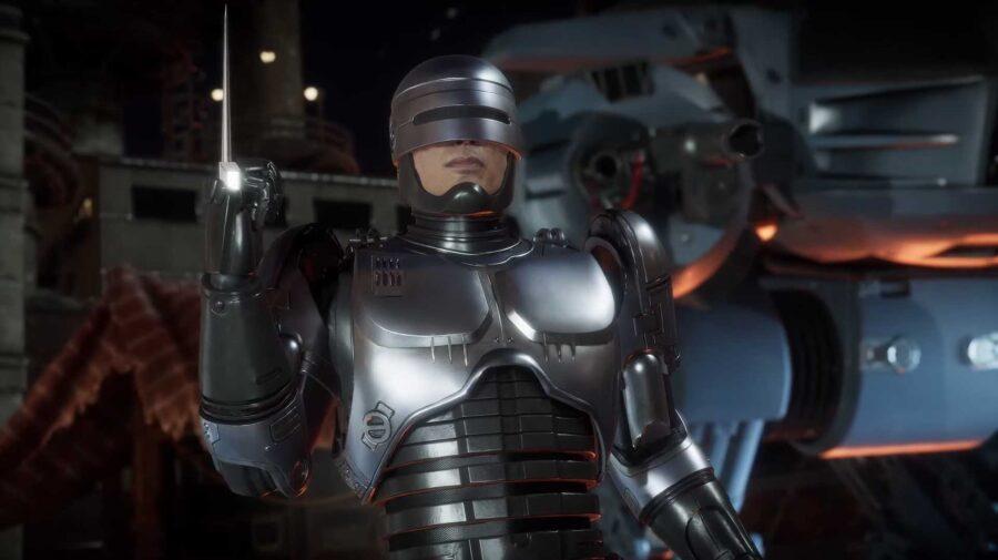 Trailer de Mortal Kombat 11: Aftermath mostra RoboCop em ação e muitos fatalities