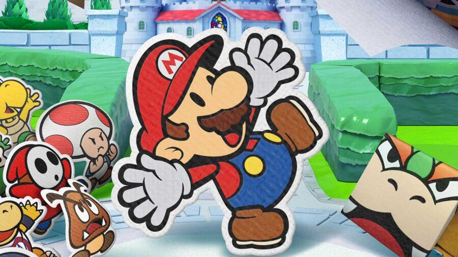 Paper Mario: The Origami King chega no dia 17 de julho para Switch